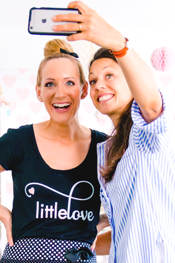 HAPPY DAY BEI LITTLELOVE – BESUCH SRF