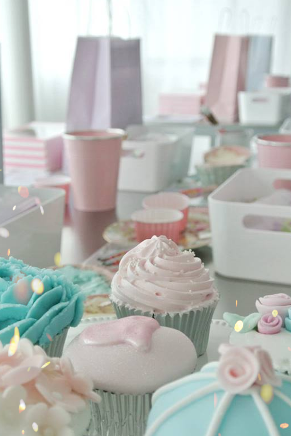 WORKSHOP CUPCAKES BASIC