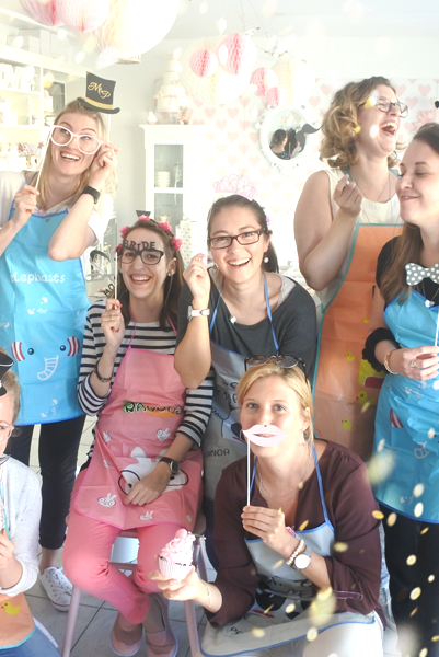 POLTERTAG CUPCAKES – BESUCH AUS FRAUENFELD